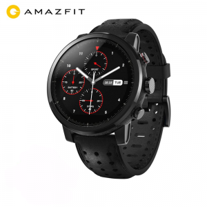 Xiaomi Amazfit Stratos 2s Professional Smart Watch Genuine Leather Strap