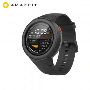 Amazfit Verge Sport Smartwatch GPS Bluetooth Microphone Speaker Pedometer Message Push Heart Rate