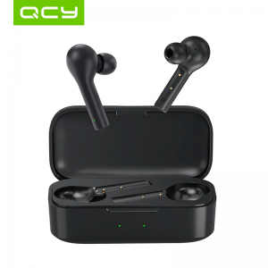 QCY T5 Bluetooth Headphones V5.0 Touch Control Earphones Stereo
