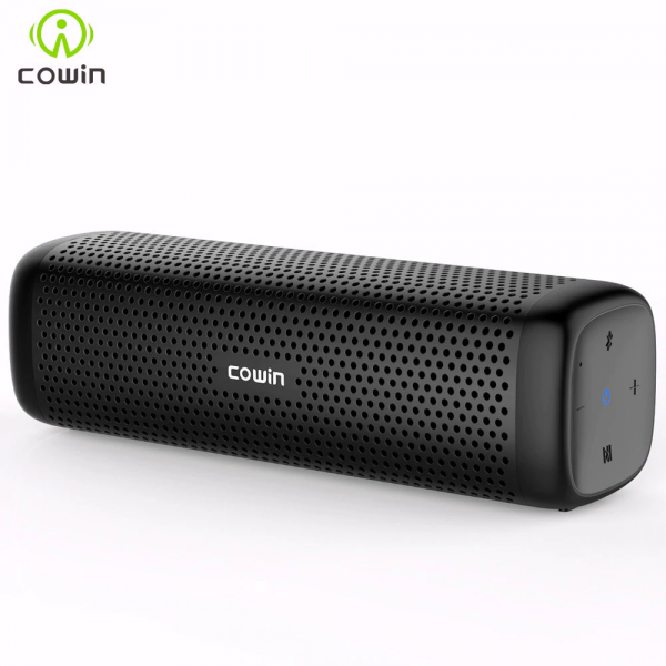 Cowin 6110 Bluetooth 4.1 Stereo Portable Speaker with 16W Enhanced Bass TF Card 2
