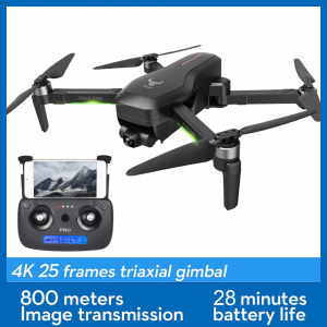 Beast SG906 PRO 2 GPS Drone With 2-axis Anti-shake Self-stabilizing Gimbal 4K Camera Brushless Motors